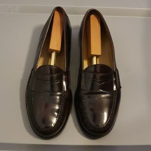 Cole Hann Penny Loafer with step taps Size 12D